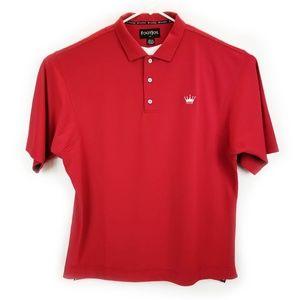 Foot Joy Red Golf Shirt Men's size XL